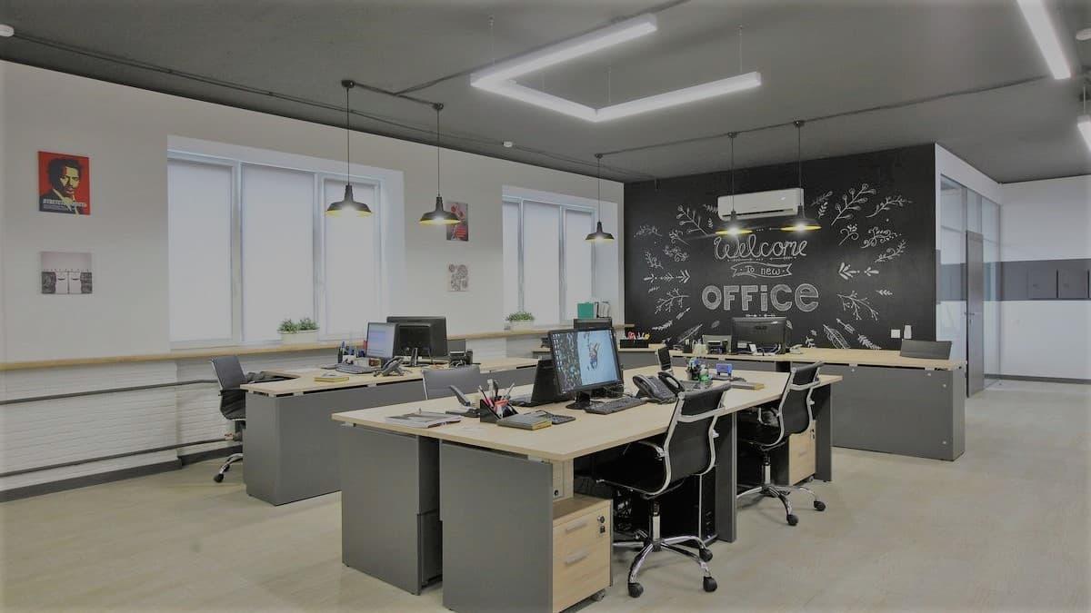 офисы Open Space