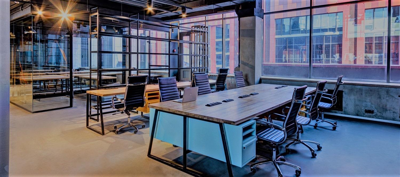 офис в коворкинге