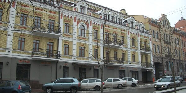 Business Center, 10 Verkhniy Val St Photo 4