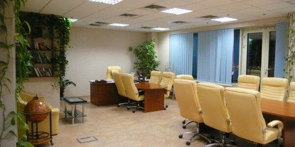 Бизнес-центр Евразия Фото 5