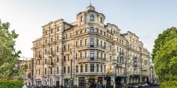 Бизнес-центр Булгаков