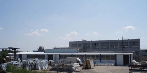 Производственно-складской комплекс на ул. Малинская, 20