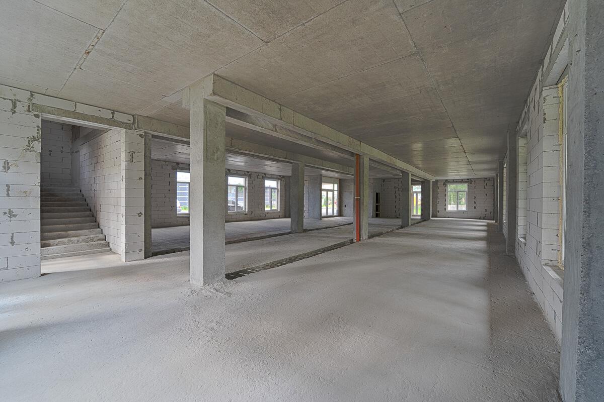Отдельно стоящее здание ЖК Парковые Озера Фото 1