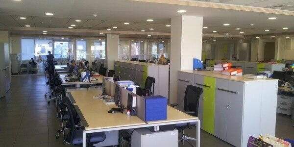Бизнес-центр Левобережный Фото 5