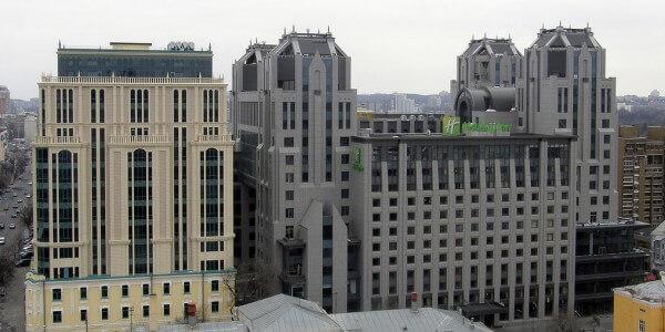 Бизнес-центр Торонто Киев Фото 6