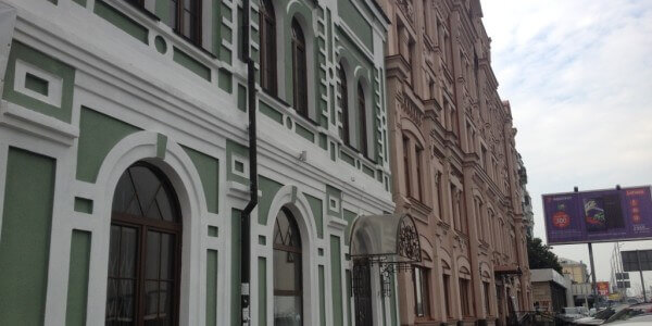 Офісна будівля вул. Набережно-Хрещатицька, 7А Фото 1
