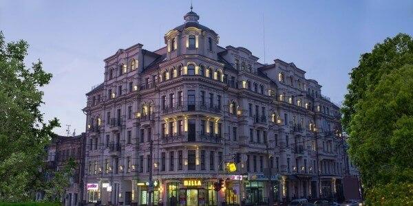 Bulgakov Business Center Photo 1