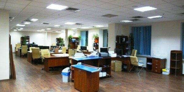 Бизнес-центр Евразия Фото 9