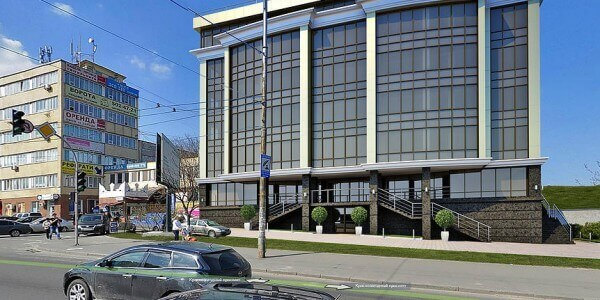 Бизнес-центр DemievSky