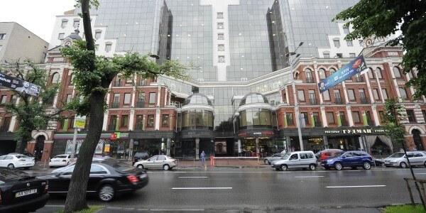 Бізнес-центр Євразія Фото 1