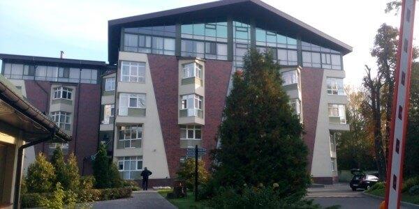 Бизнес-центр Лейпцигский