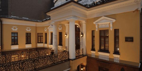 Office mansion at 49B Volodymyrska St. Photo 3