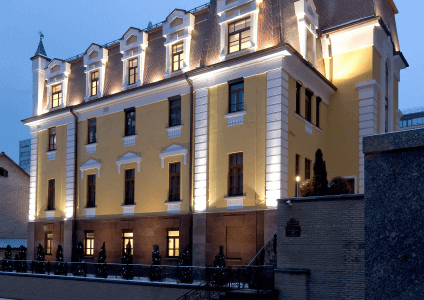 Office mansion at 49B Volodymyrska St. Photo 5