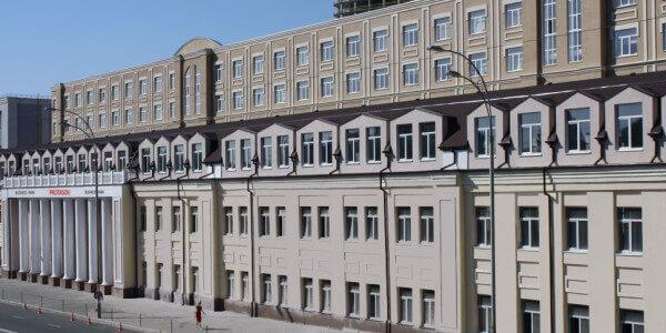 Бизнес-центр Протасов