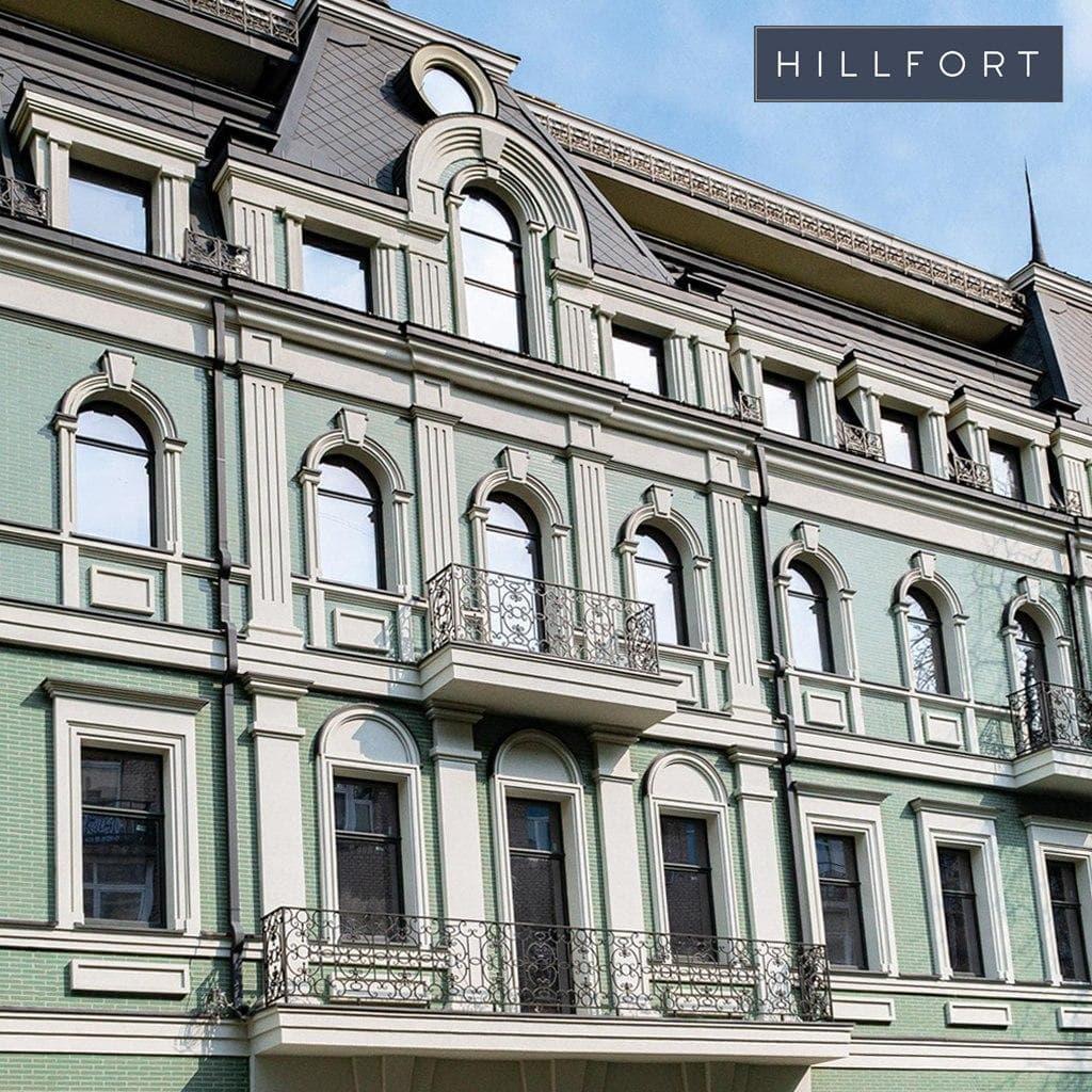 Бизнес-центр Hillfort Фото 1