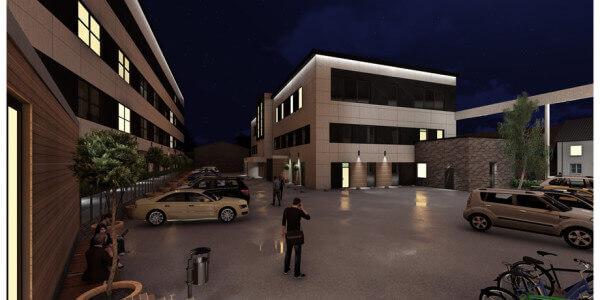 Бизнес-центр AZOR Фото 7
