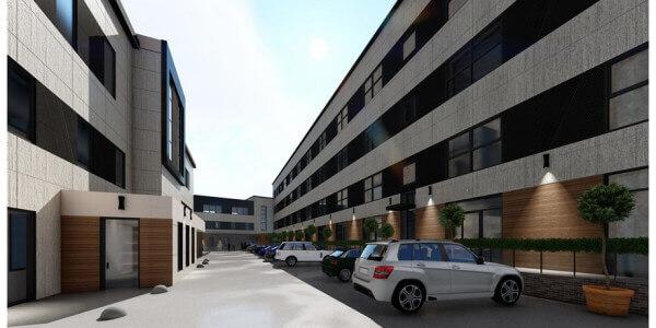 Бизнес-центр AZOR Фото 5