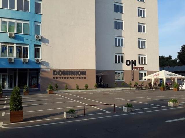 Бизнес-центр Dominion Business Park