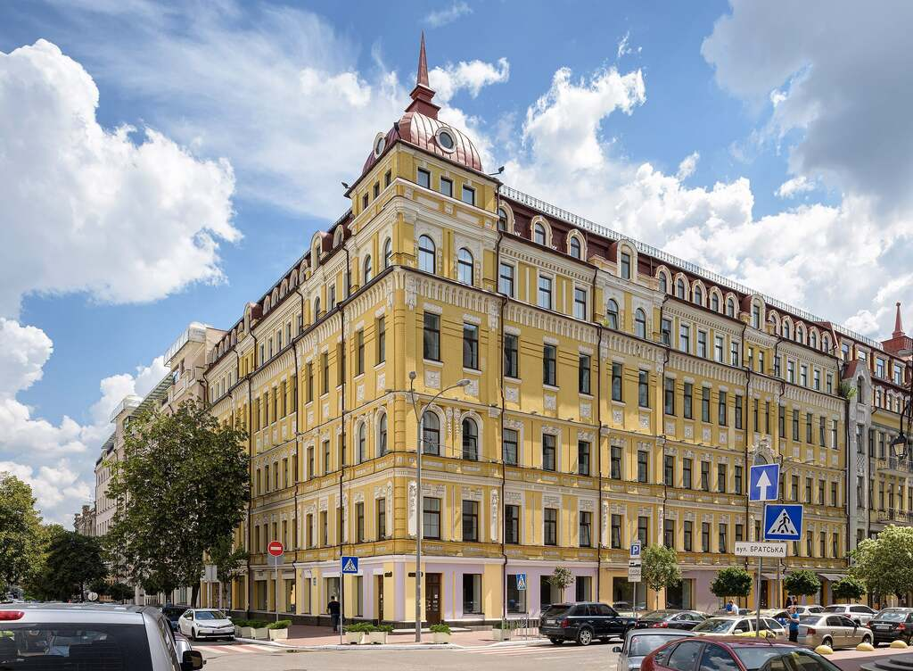 Бизнес-центр Ильинский