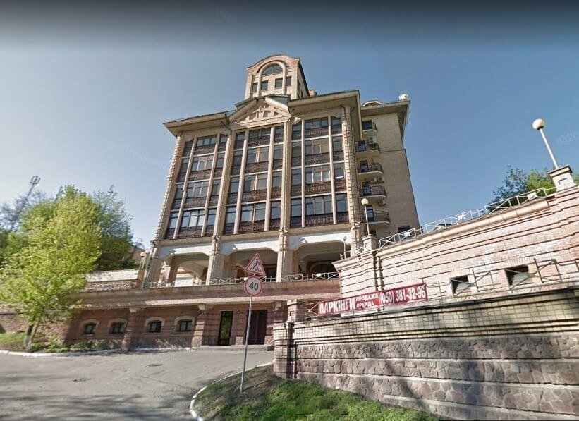Бизнес-центр Бехтеревский (Кудрявский спуск)