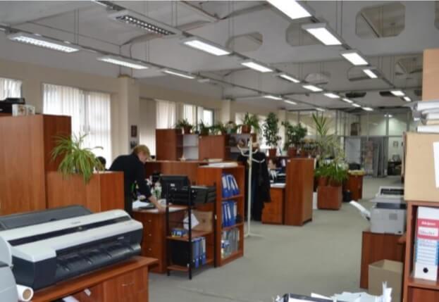 Бизнес центр IBC Capital Kiev Фото 3