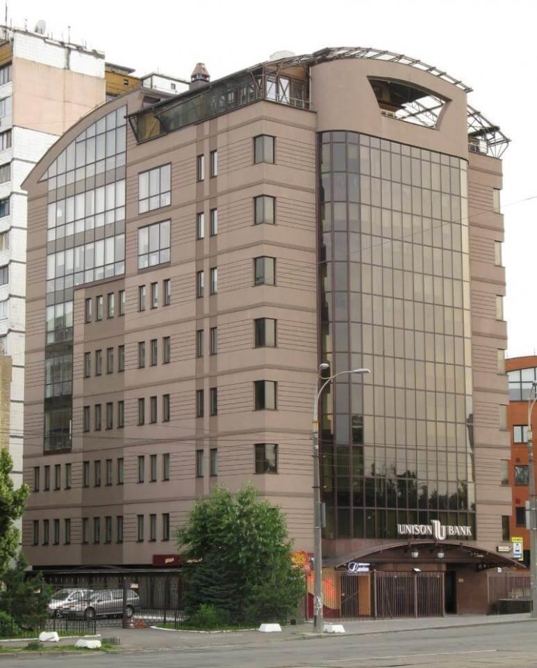 Бизнес-центр по ул. Дягтеревская 33В
