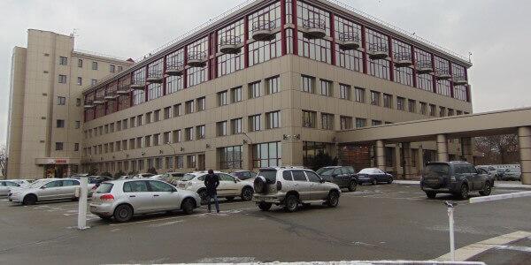 Business Center Verkhniy Val 72 Photo 8