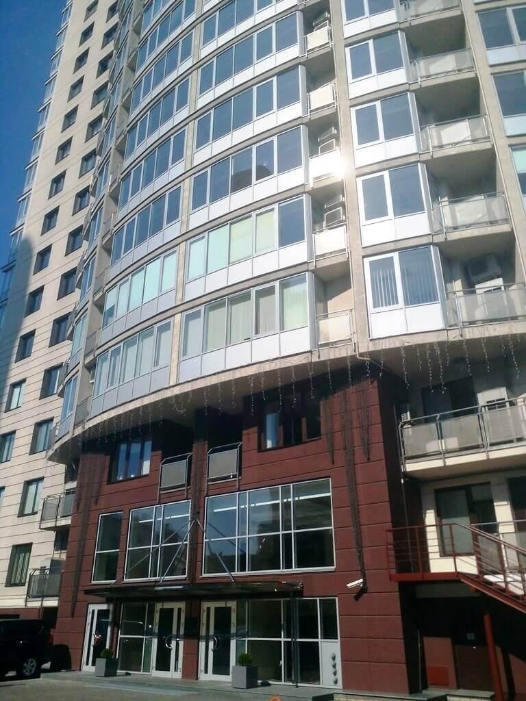 Бизнес-центр Европа плаза Фото 1