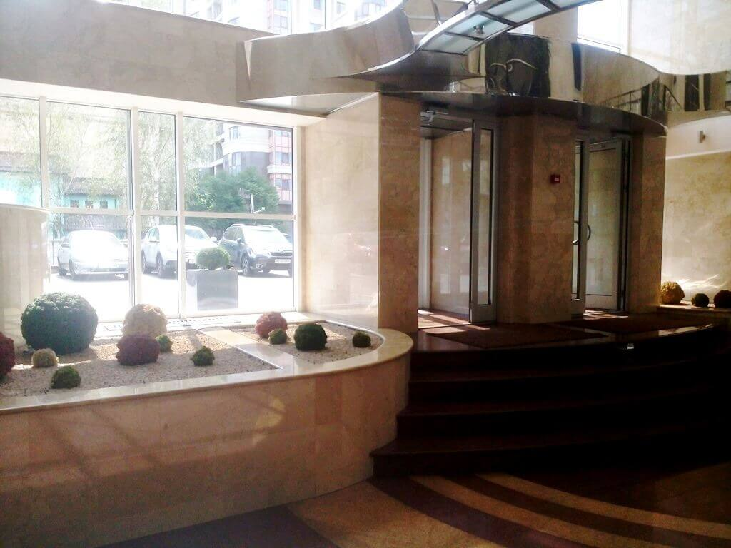 Бизнес-центр Европа плаза Фото 6