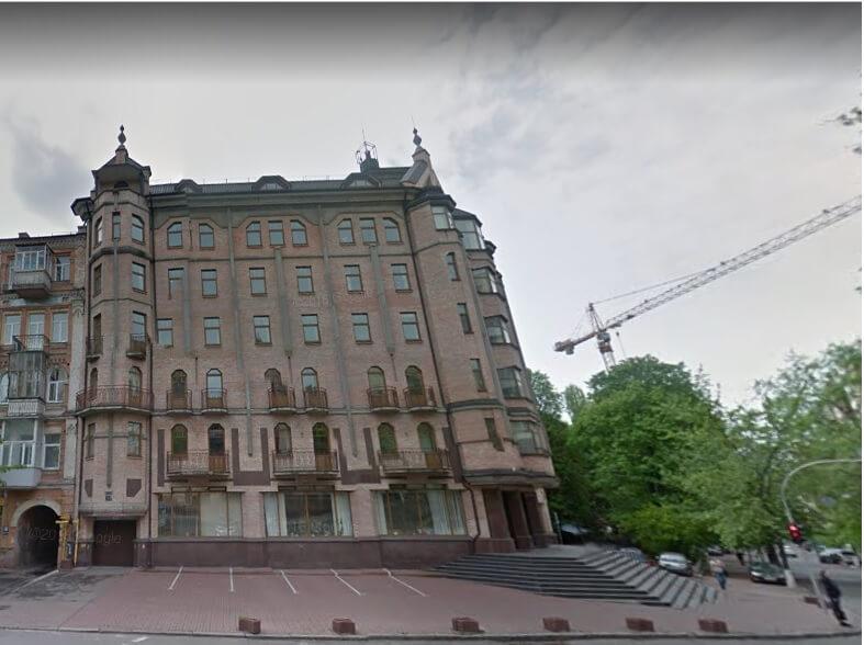 Бизнес-центр по ул. Б.Хмельницкого, 63а