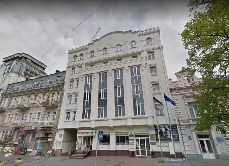 Бизнес-центр Rodamco Europe