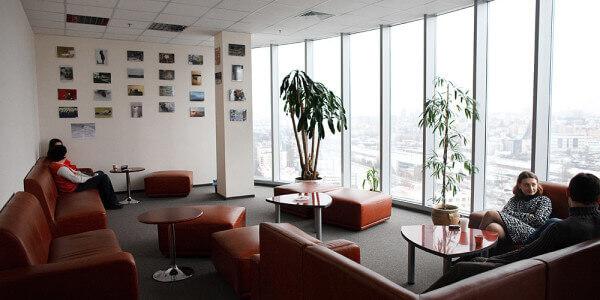 Бизнес-центр Горизонт Парк Фото 10