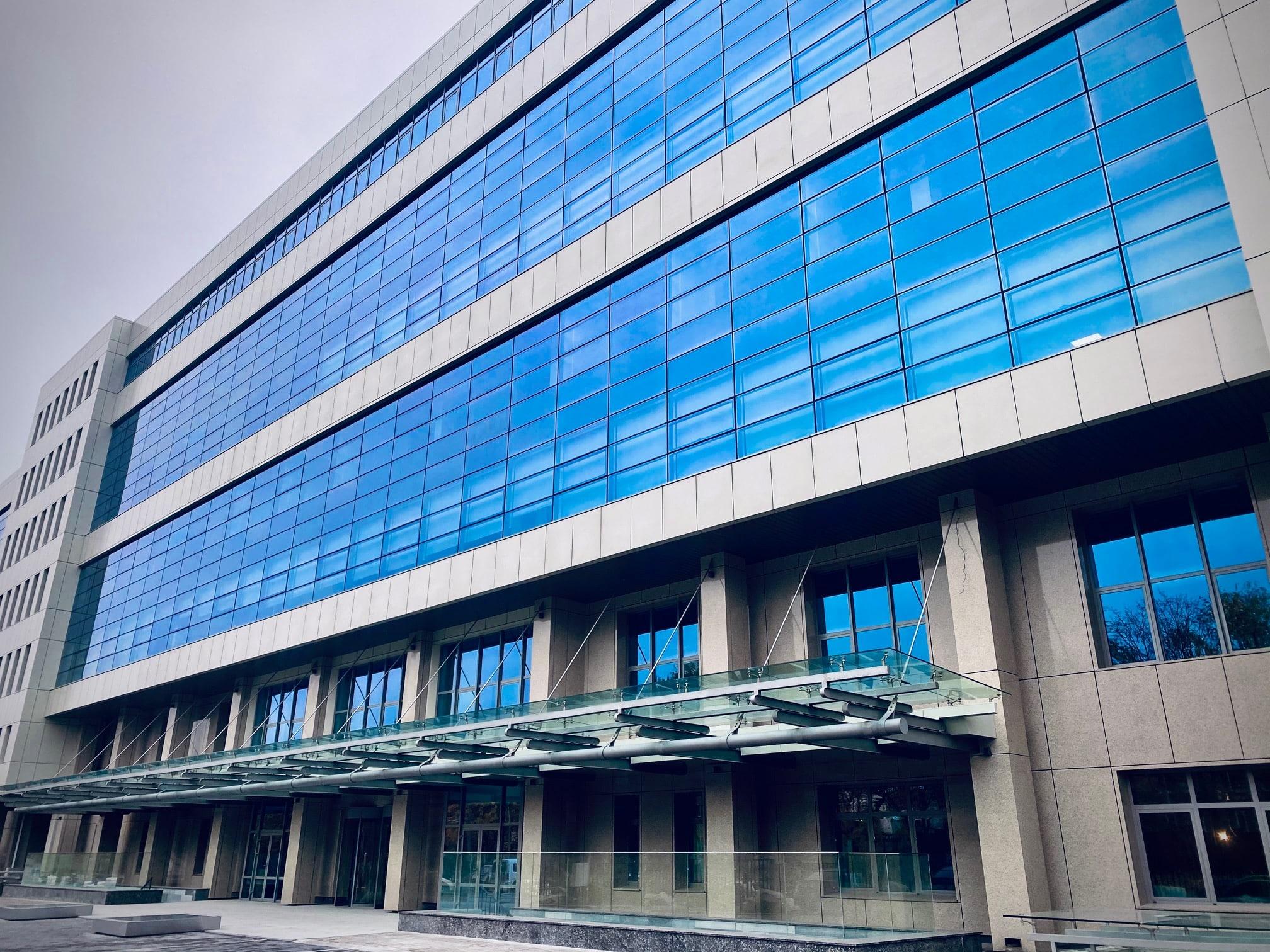 Бизнес-центр Sigma