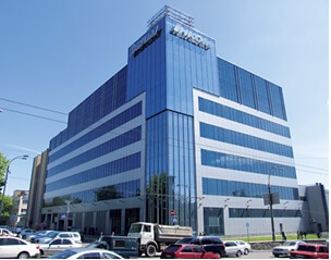Бизнес-центр Inkom