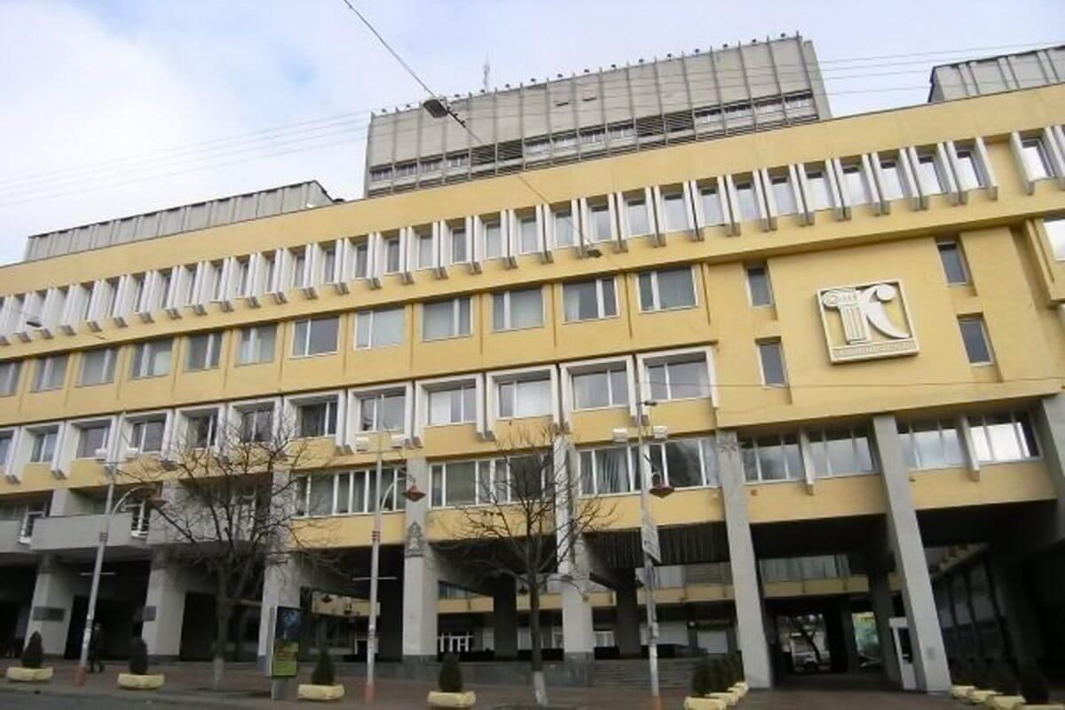Бизнес-центр Киев-проект