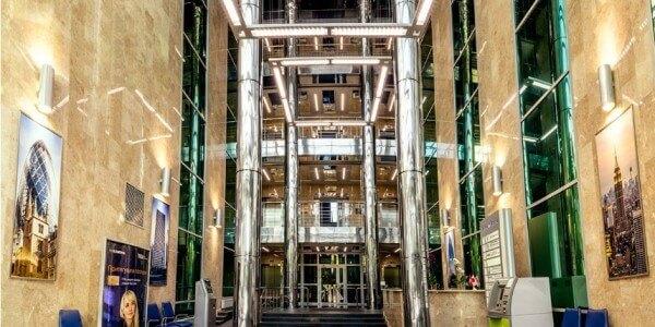Бізнес-центр Mikom Palace - Дегтярівська, 27т Фото 1