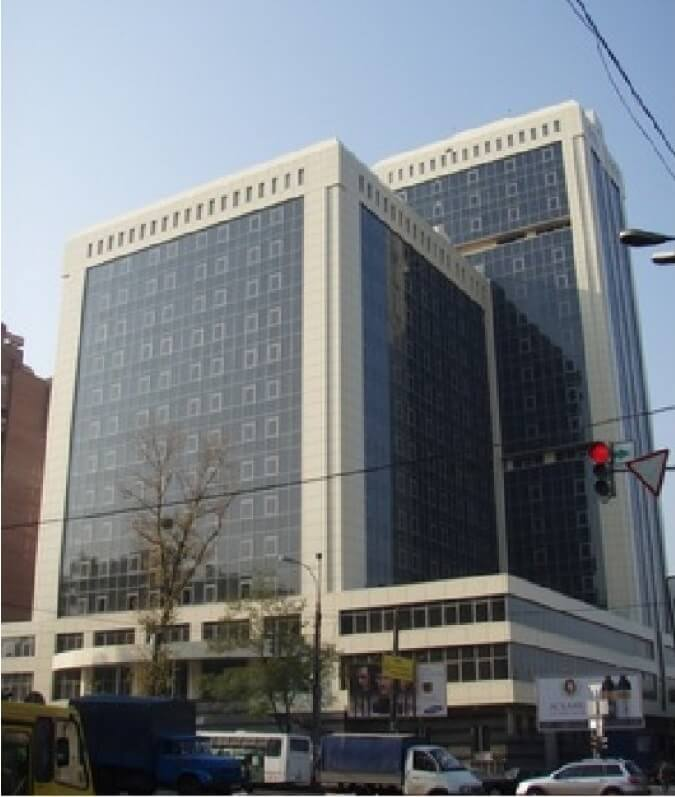 Бизнес-центр Палладиум Сити