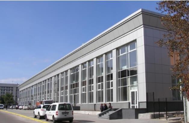 Бизнес центр IBC Capital Kiev