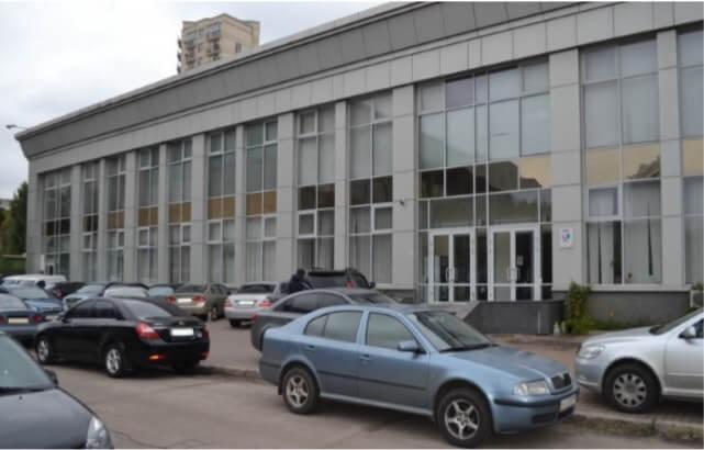 Бизнес центр IBC Capital Kiev Фото 1