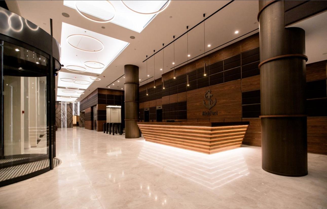 Бизнес - центр Ричпорт Фото 1