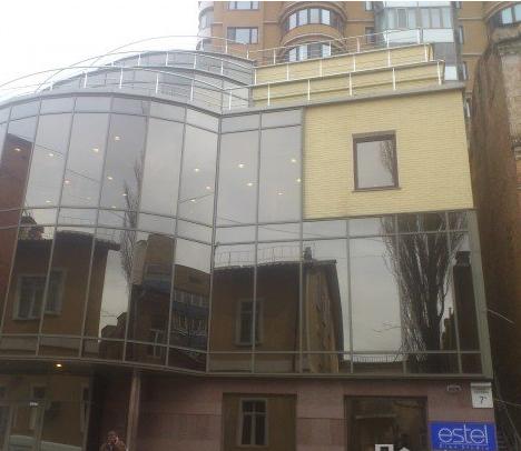 Бизнес-центр по ул. Бассейная, 7в