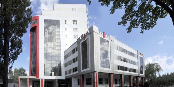 Бизнес-центр VD MAIS Фото 6