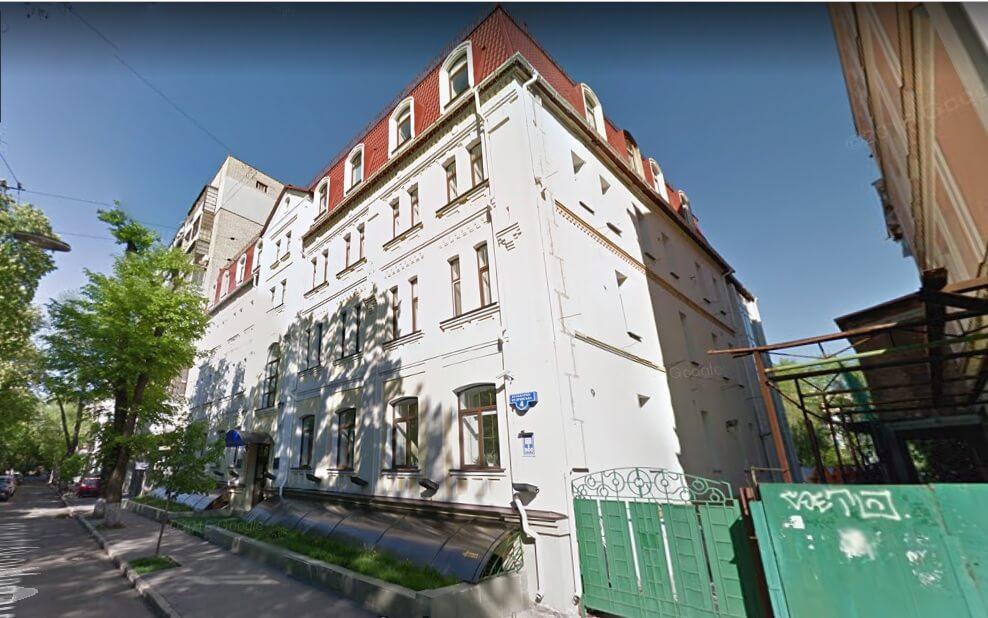 Бизнес-центр по ул. Воровского,4