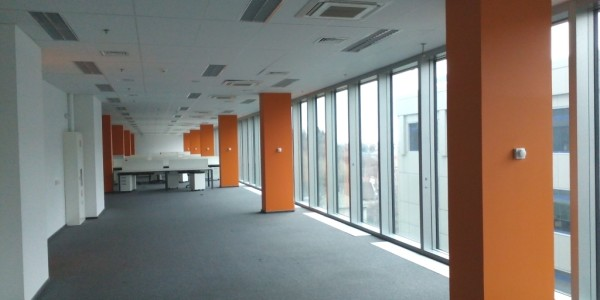 Бизнес центр Merx по ул. Лейпцигская, 15 Фото 4