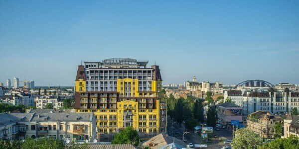 Бизнес-центр Булгаков Фото 11