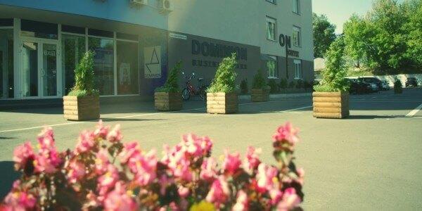 Бизнес-центр Dominion Business Park Фото 7