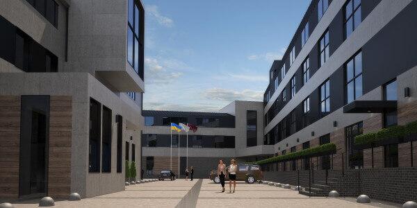 Бізнес-центр AZOR Фото 1