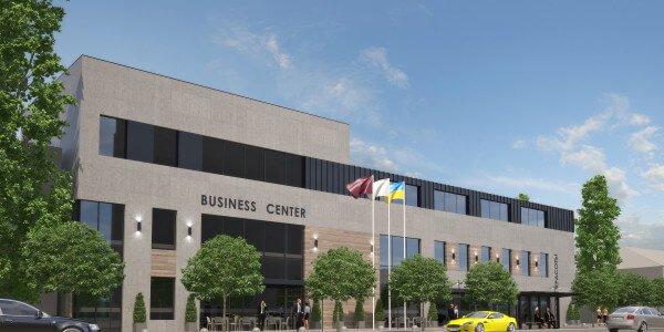 Бізнес-центр AZOR