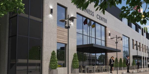 Бізнес-центр AZOR Фото 4