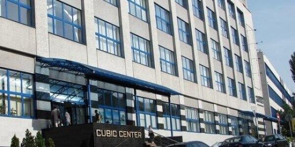 Бизнес-центр Кубик Центр